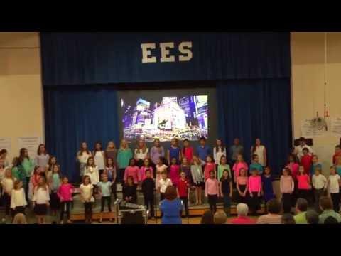 Edmondson Elementary 2016 Broadway Best Show