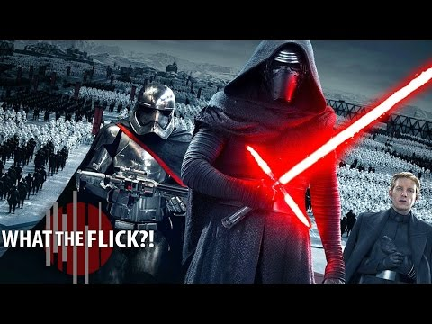 Star Wars: The Force Awakens - Official Movie Review (SPOILERS!)