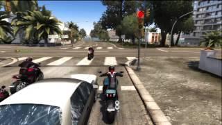 TDU2 [AsF] bikes run road trip