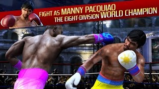 Real Boxing Manny Pacquiao (By Vivid Games S.A.) - iOS / Android - Gameplay