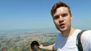 BULGARIA TRAVEL 🇧🇬 CLIMBING SOFIA'S VITOSHA MOUNTAIN thumbnail