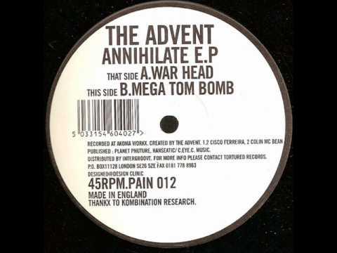The Advent - War Head (A1)