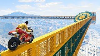 أصعب رايس لعبتو في جي تي اي حتى واحد ماكملو | GTA 5 online