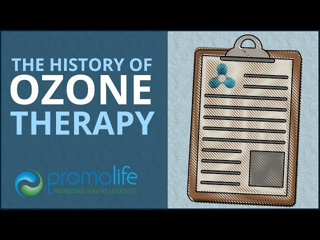 The History of Ozone Therapy