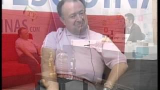 Entrevista al pregonero de la Real Feria de Agosto de Antequera, Ramón Jiménez Gómez