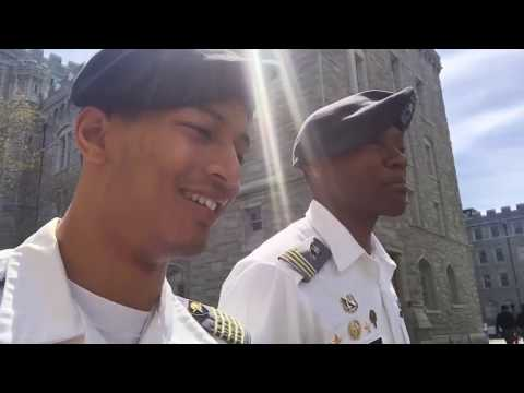 A Few Days In The Life of A West Point Cadet
