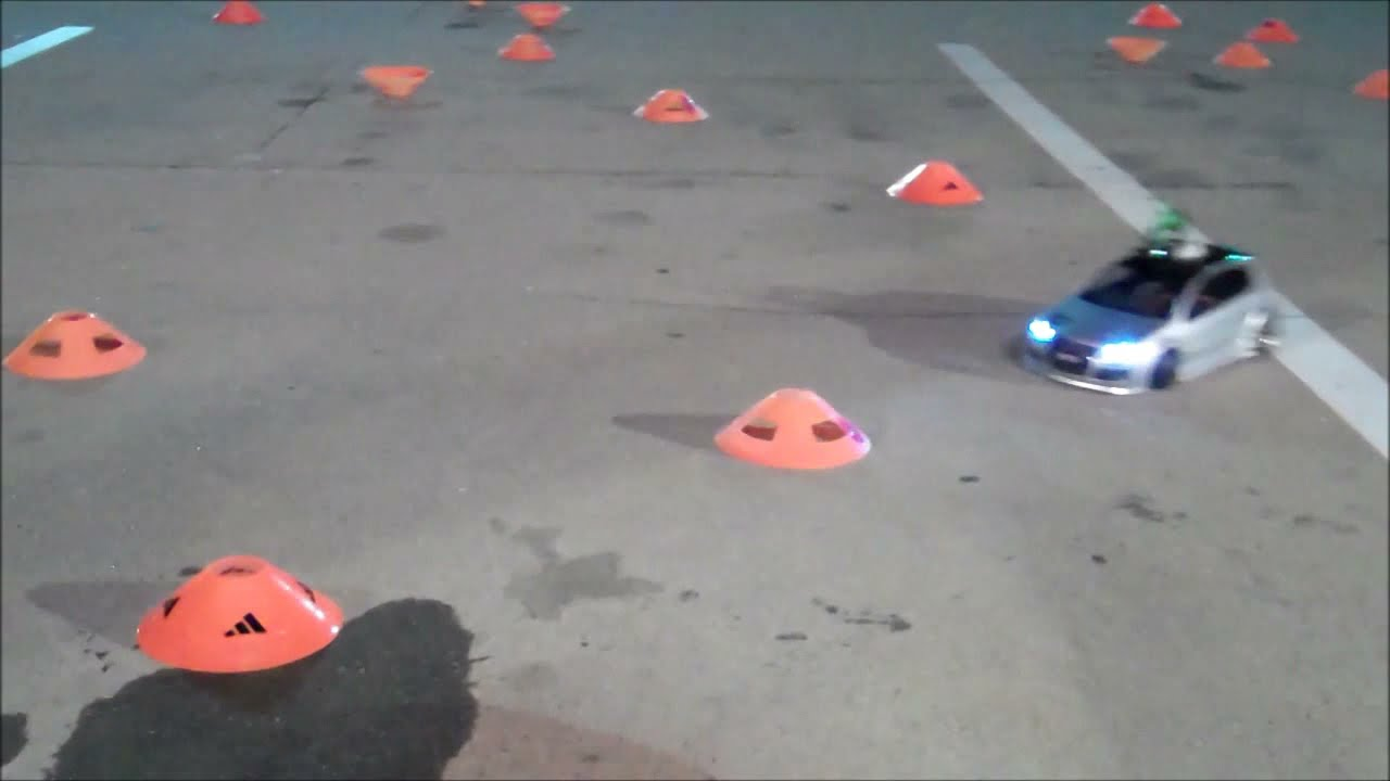 Vw Gti Rc Drifting Teh R Youtube