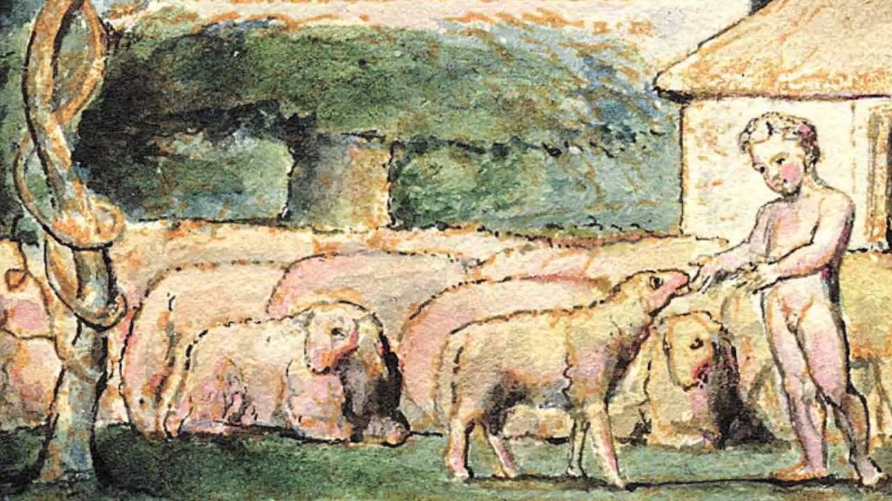 "william blake the lamb and the Compare and contrast william blake's poems ""the lamb"" and ""the tyger"" and show how within their similarities, differences can be found then."