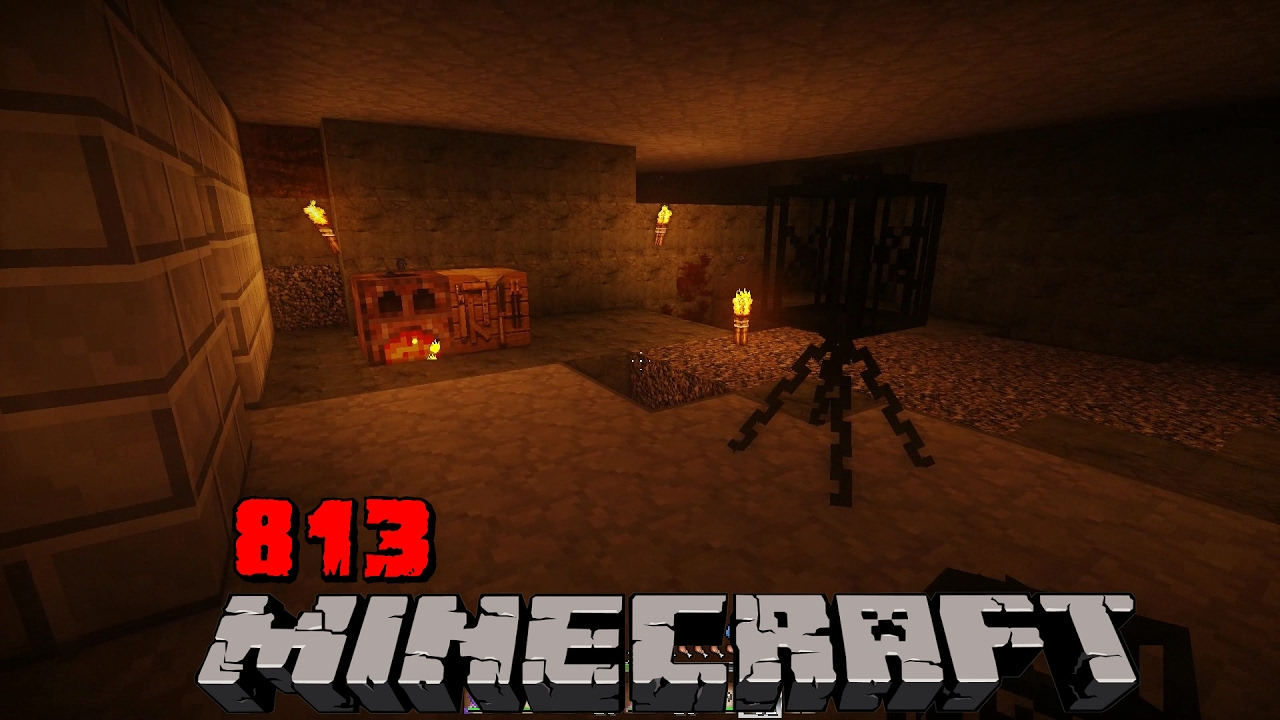 let s play minecraft 813 deutsch hd sch ne lampen craften youtube. Black Bedroom Furniture Sets. Home Design Ideas