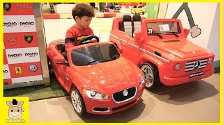 Tayo Bus Kids Cafe Little Bus Audi BMW Car Ride Indoor Playground Family Fun Play | MariAndKids Toys