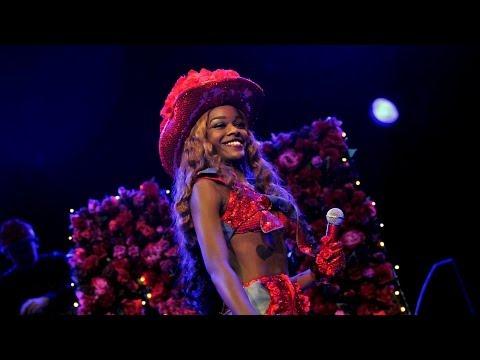 Azealia Banks - 1Xtra Live 2013