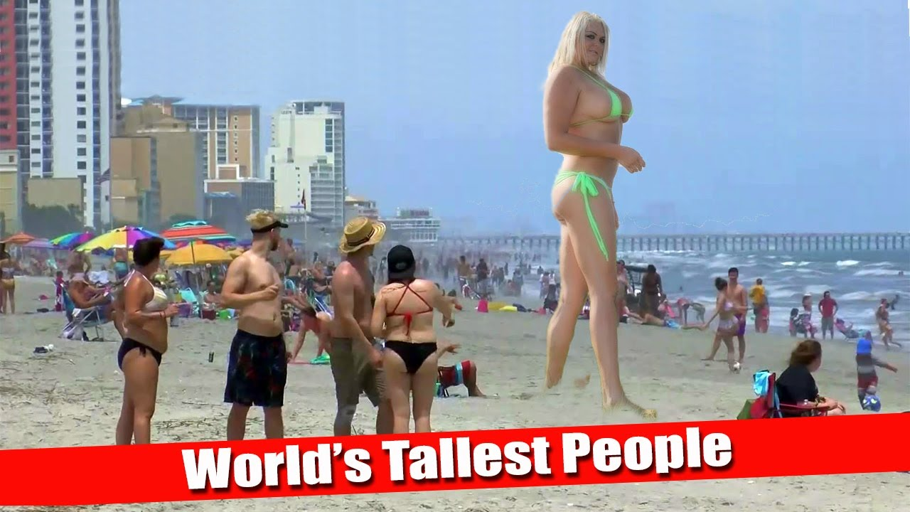Download World's Tallest People 2020