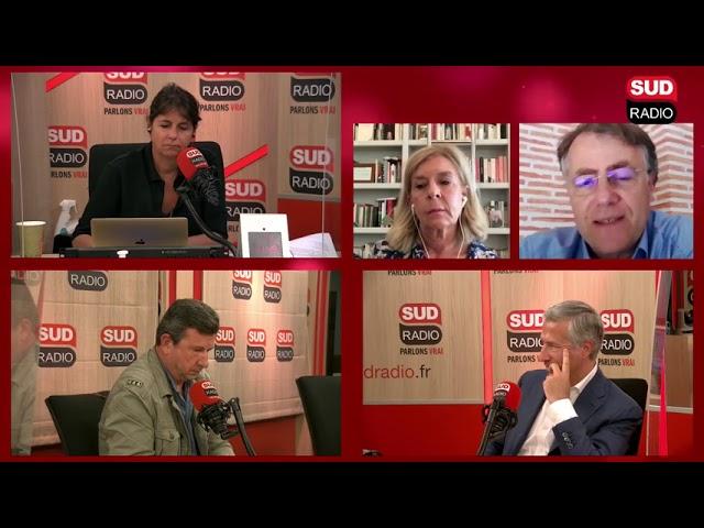 Lutte contre l'immigration irrégulière - Sud Radio 10/06/21