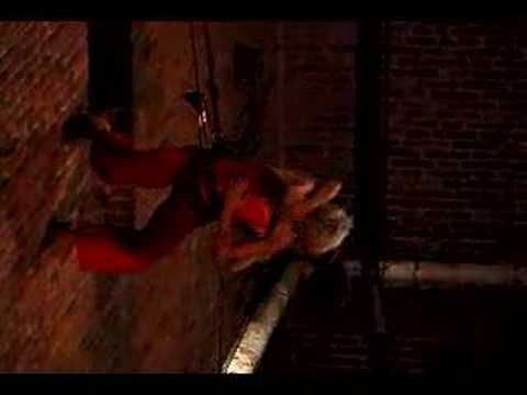 Project Bandaloop, Music Performed By Zachary Carrettin, Ray Granlund, Italy 2002
