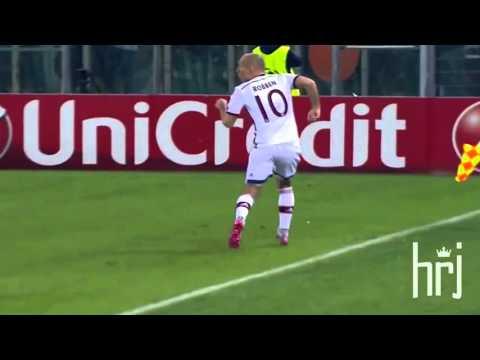 ●Arjen Robben●Magic Skills And Goals�-2016●