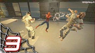 The Amazing Spider-Man (PC) walkthrough part 3 (Beloit Asylum)