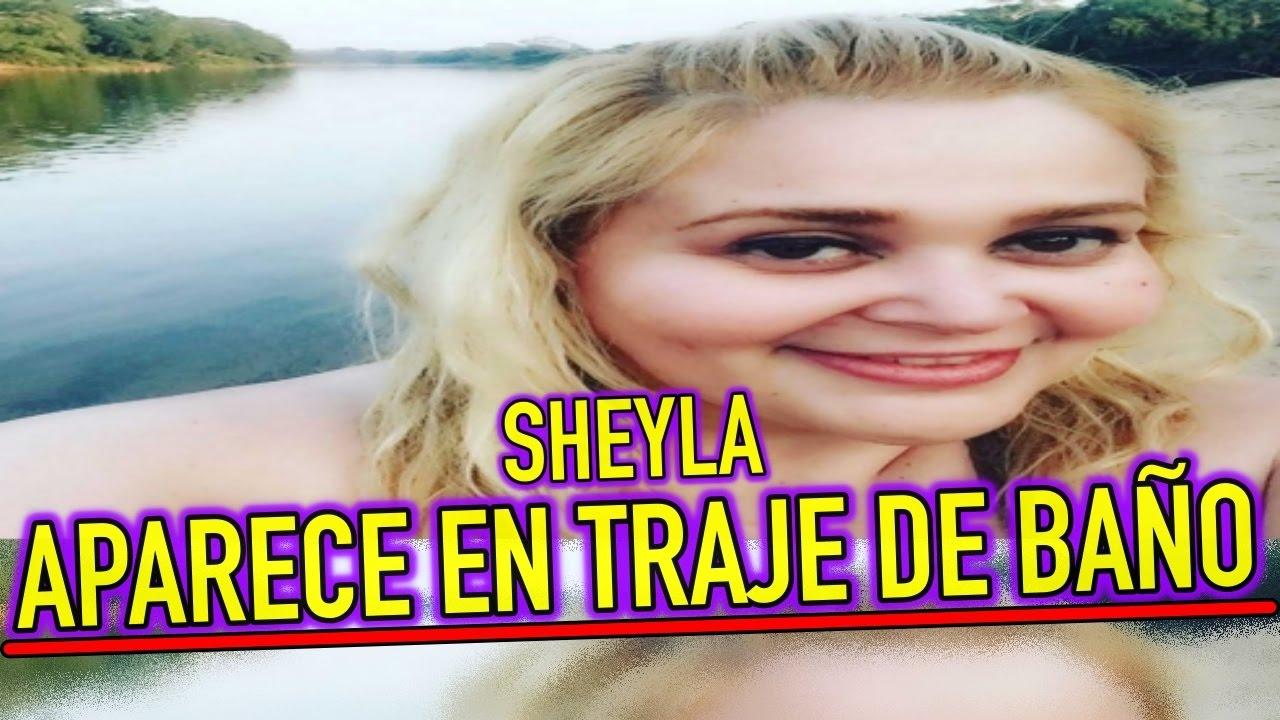 Sheyla se deja ver en traje de ba o como nunca antes - Videl de bano ...