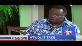 Atwoli defends MPS\' pay hike and House allowances | Checkpoint | Part 2