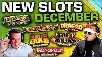 Best New Slots of December  2019
