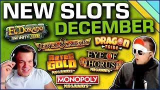 Best New Slots of December  2019