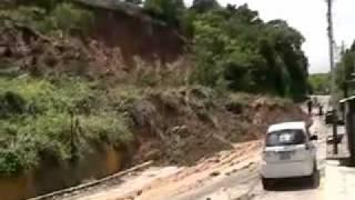 Cuesta Los Molina, Arjona - Municipio Cárdenas, Estado Táchira.