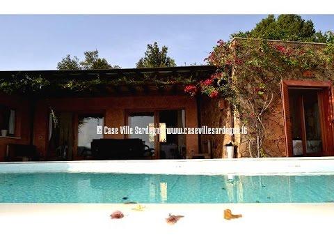 Villa con piscina in affitto per vacanze in sardegna youtube - Villa con piscina sardegna ...