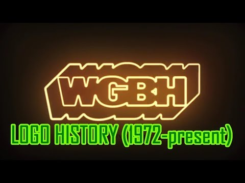 WGBH Logo History (1972-present)