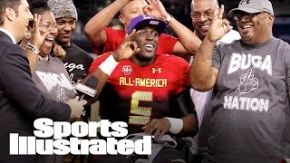 LSU's Leonard Fournette: Pride of New Orleans | Sports Illustrated