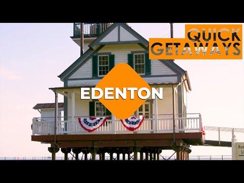 Quick Getaways: Edenton  North Carolina Weekend  UNC-TV