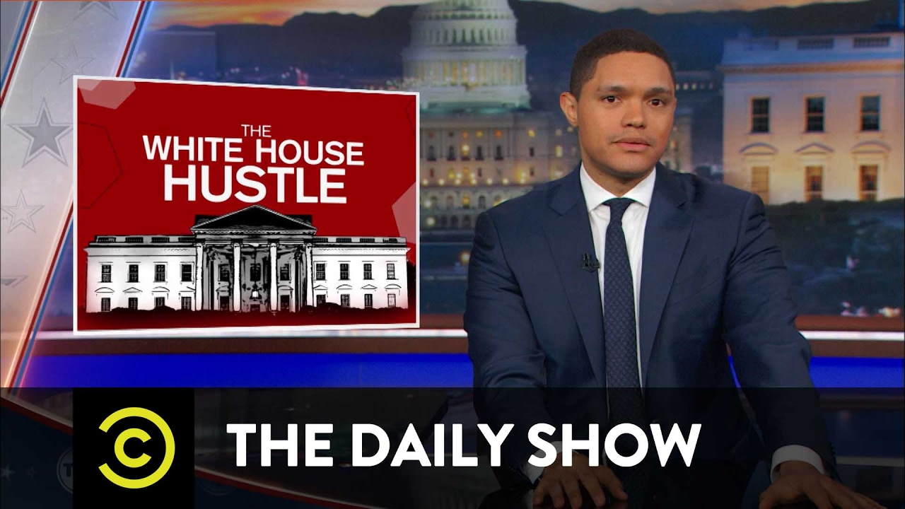 The Trump Family's White House Hustle: The Daily Show | clip17
