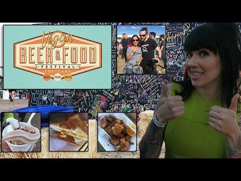 Vegan Beer + Food Fest Portland - VFS Vegan Bros & More