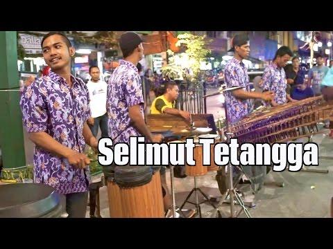 SELIMUT TETANGGA - Angklung Malioboro CAREHAL (Pengamen Jogja Kreatif) Republik / Dangdut Koplo
