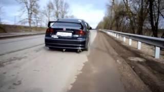 Хочешь красивую не дорогую спортивную тачку,смотри видео,Обзор Honda Ferio Rs 1.7 спортивная тачка,