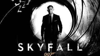 Skyfall (2012) Soundtrack - 007 Action Suite