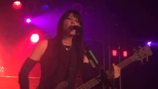 Sick Puppies The Trick the Devil Did Atlanta Masquerade 02 21 2014 FRONT ROW