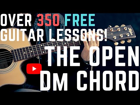 Video - Chords in the DADGAD tuning - Part One