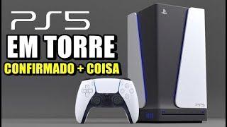 Sony confirma entrada no controle e Design do PS5 e MAIS!