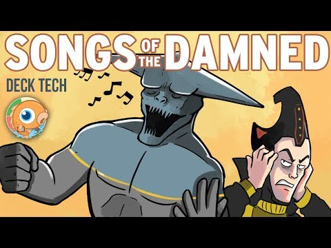 Instant Deck Tech: Songs of the Damned (Pauper)
