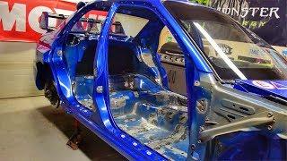 Look's Like I'm Tubbing The Car - Subaru STi WRC Replica / Gymkhana Build Series - EP 3