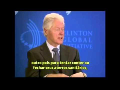 Bill Clinton elogia governo Dilma