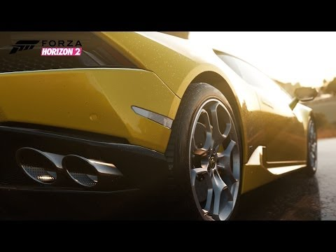 Forza Horizon 2 E3 Teaser Trailer -- IGN First