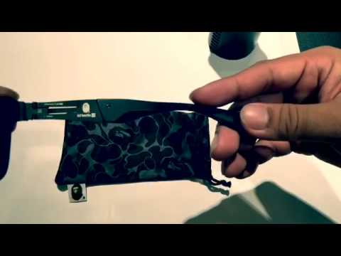 d857f08183 Ic berlin X a bathing ape 2015 world wide limited edition sunglasses ...