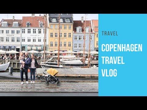 COPENHAGEN TRAVEL VLOG - WITH KIDS