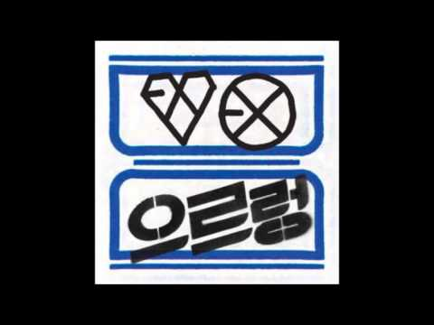EXO-M-Lucky(Vol.1 Growl Repackage Album) mp3