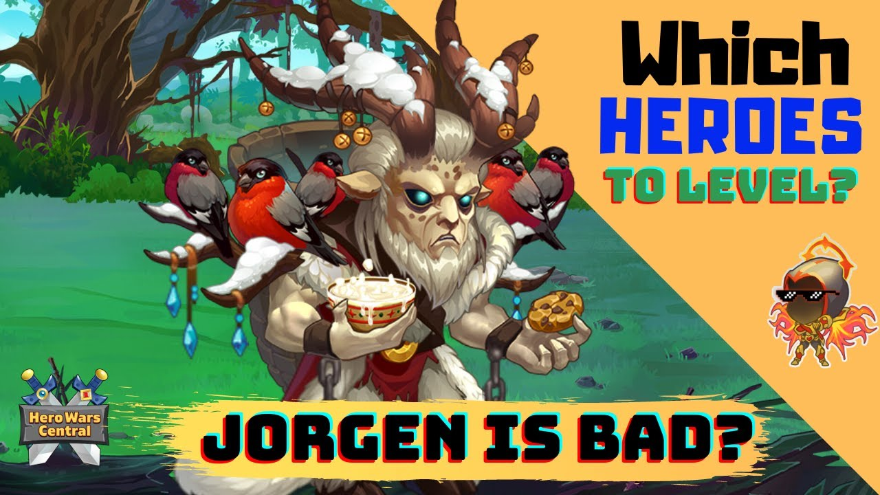 Download Why You Should NOT Use Jorgen in 2021   Hero Wars