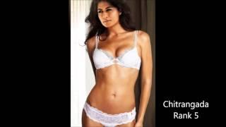 Top Ten hot bollywood  actresses in Bikni-Chitrangada sonam kapoor deepika