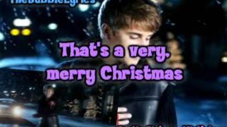 Justin Bieber - Mistletoe Karaoke