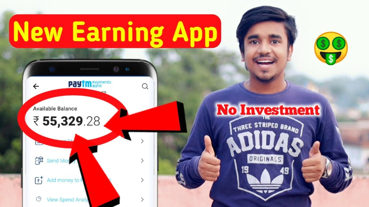 New Gaming Earning App In 2020 | Earn Daily Rs.500 Paytm Cash Without Investment || Google Tricks