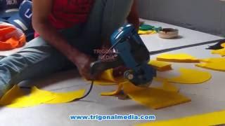 Cara Memotong Kain Untuk Membuat Topi - Trigonal Media