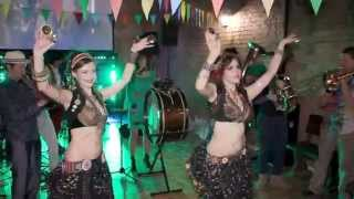 Stasya & Kristabel & Bubamara Brass Band - Ramo Ramo Druze Moj